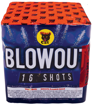 Blowout 16
