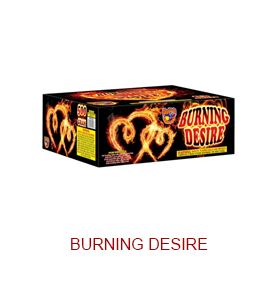 Burning Desire multi shot