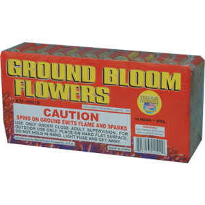ground bloom flower