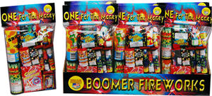 kids fireworks assortment