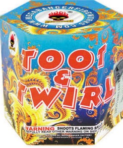 toot and twirl 19 shot