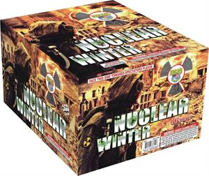 Nuclear Winter Fireworks