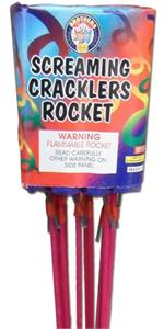 screaming cracklers