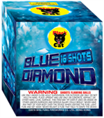 blue diamond multi shot
