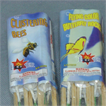 flying color butterfly rockets