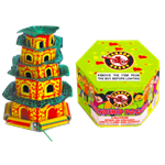 Friendship Pagoda Spinning Novelty