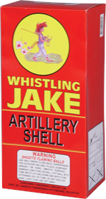 Whistling Mortar Shells