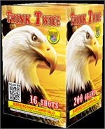 Think Twice World Class Fireworks 16 Shots