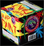 War Paint Wild Dragon